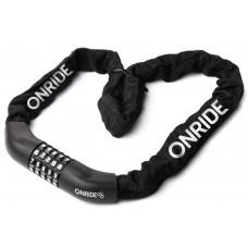 Велозамок ONRIDE Tie Code 10