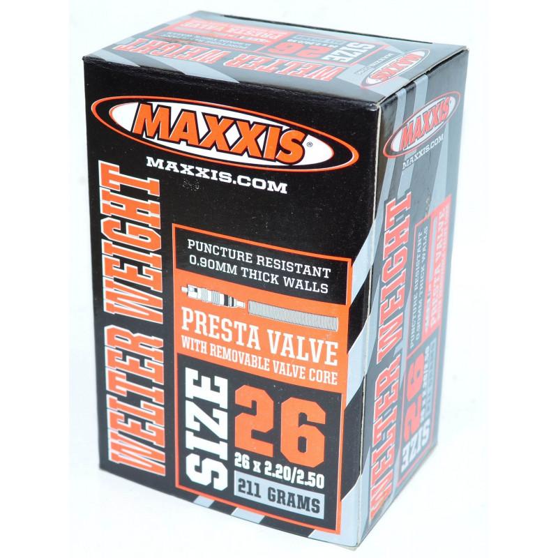 Камера Maxxis Welter Weight 26x2.2/2.5 presta FV IB67705900