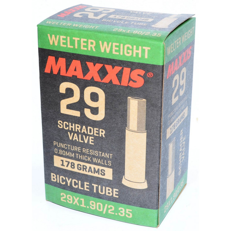 Камера Maxxis Welter Weight 29x1.90/2.35 AV IB96822500