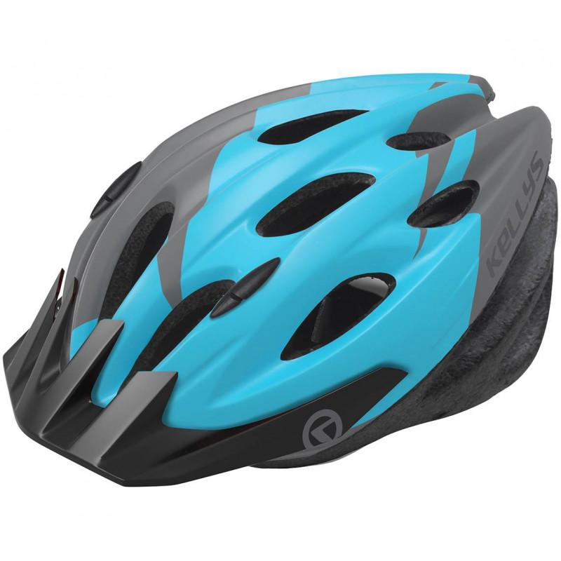 Шлем Kellys KLS Blaze 18 голубой