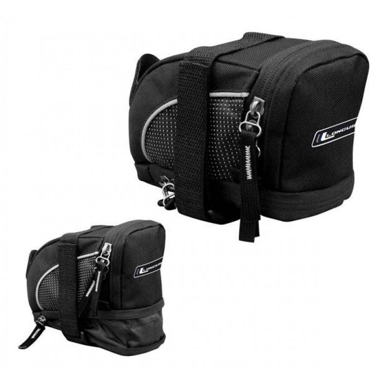 Подседельная сумка Longus COMPAKT velcro 399017