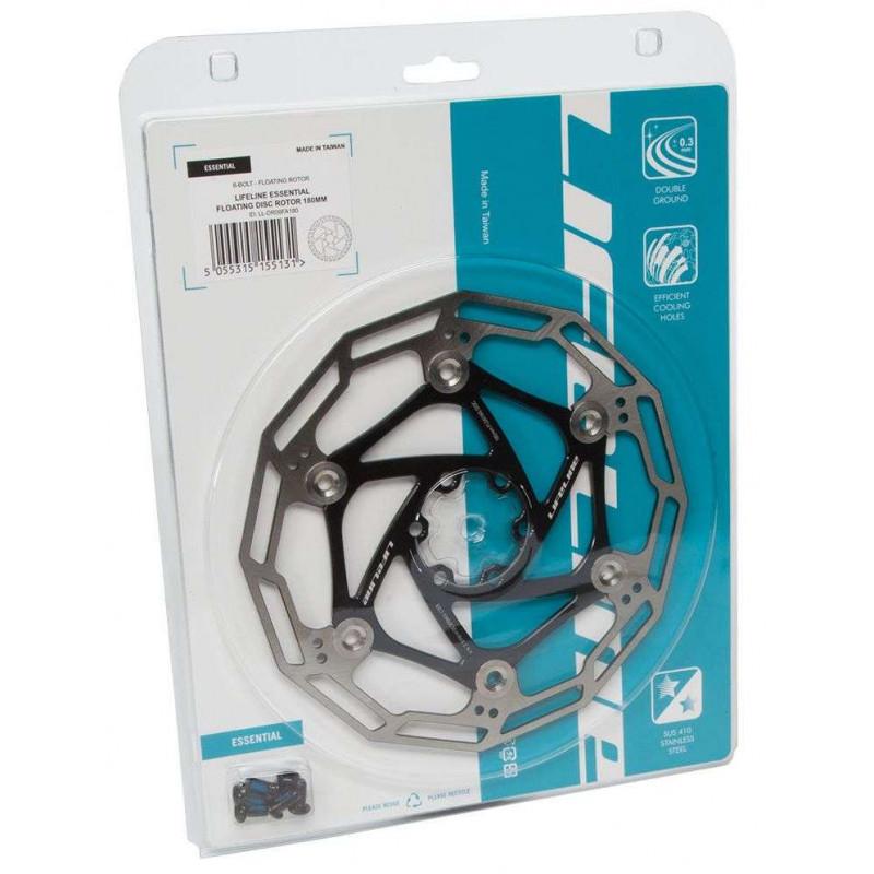 Ротор LifeLine 160, 180мм плавающий тормозной диск