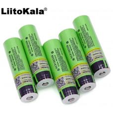 Аккумулятор LiitoKala NCR 18650 B Li-Ion 3.7 v 3400 mAh