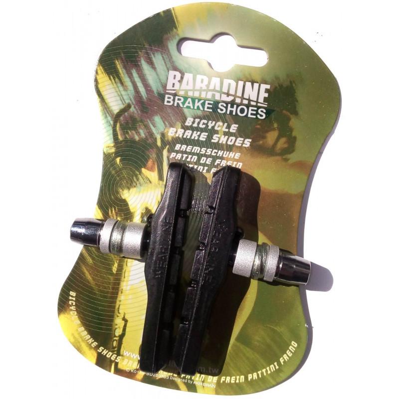 Колодки тормозные Baradine MTB-945V BK  для V-Brake