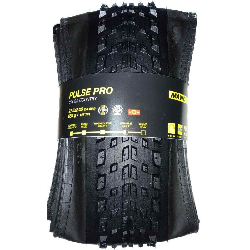"""Mavic Pulse Pro 27.5"""" UST"""