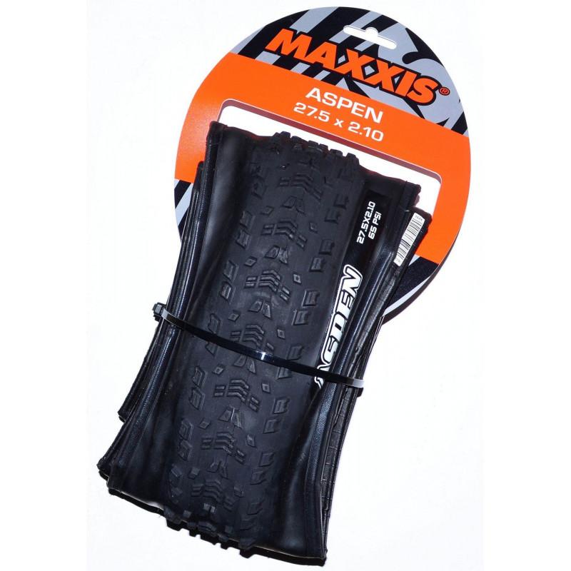 Покрышка Maxxis Aspen фолдинговая 27,5x2.1 60 TPI TB85952300