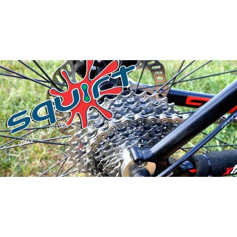 Смазка Squirt E-Bike Lube Chain Wax для цепи