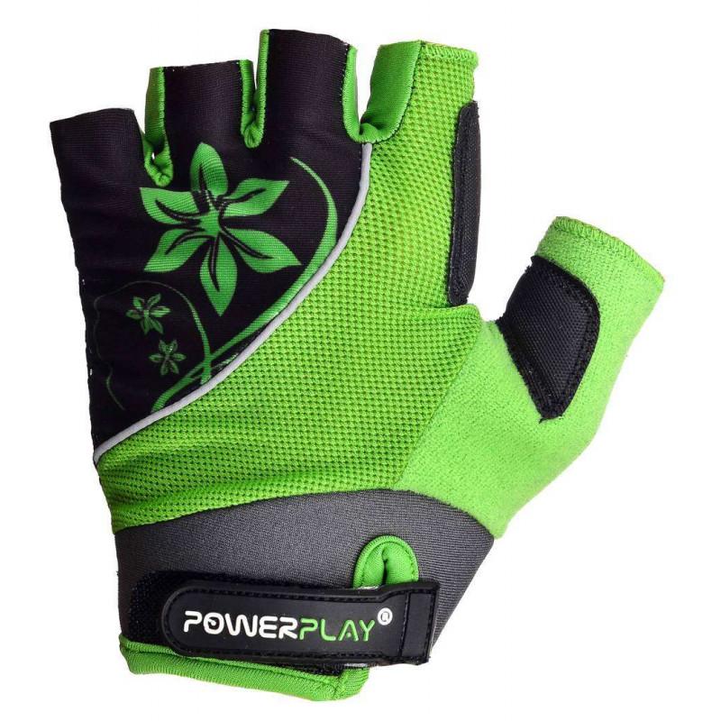 Велоперчатки PowerPlay 5281 женские
