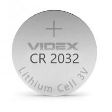 Батарейка VIDEX CR2032 для велокомпьютеров и мигалок KLS и прочих 3V