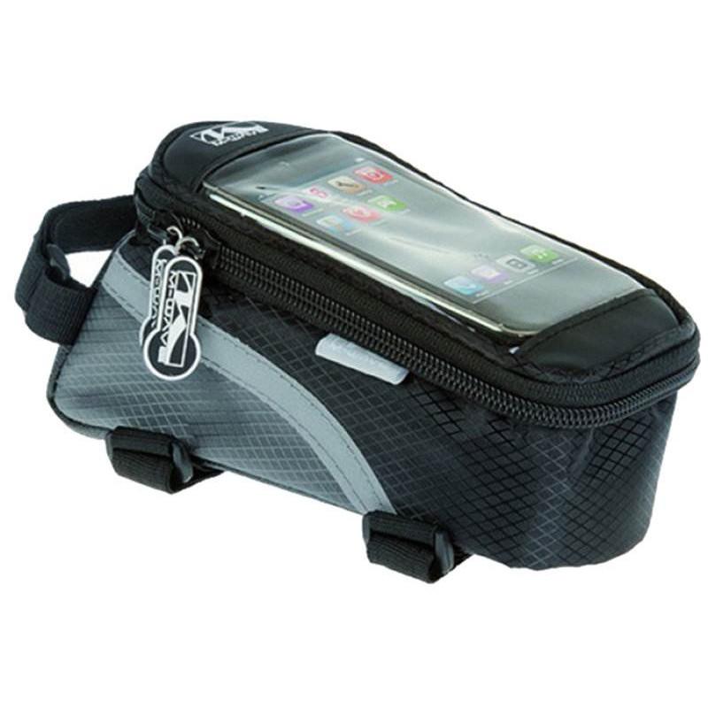 Сумка M-Wave Rotterdam L для мобильного телефона, 17*8*8см. черная