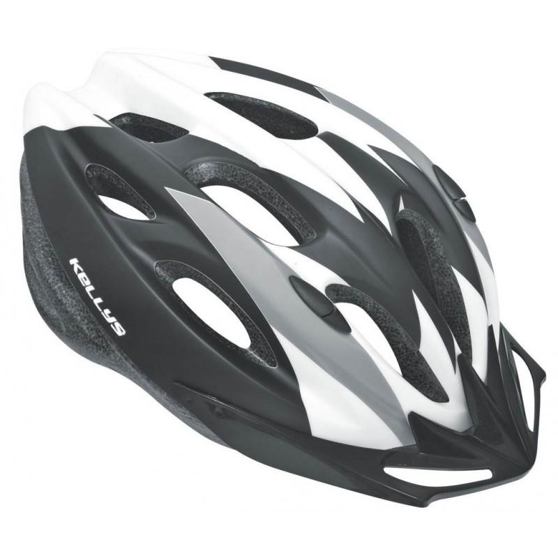 Шлем Kellys KLS Blaze матовий/белий/чёрний 99000158, 99000159