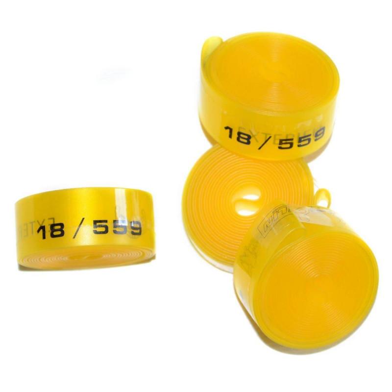 Флиппер Michelin 559-18 пластик эластичный желтый 910333