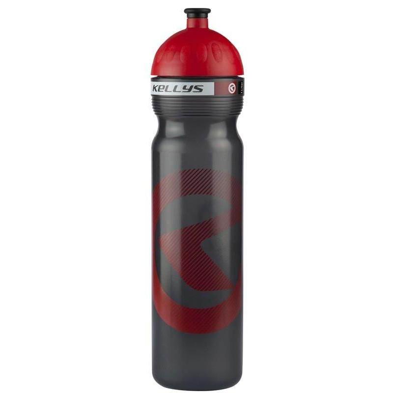 Фляга Kellys KALAHARI 1 L черный/красный