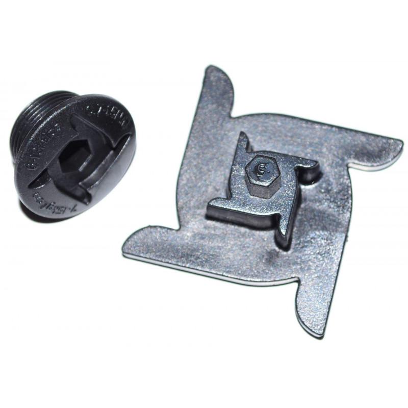 Шатуны Prowheel VORTEX-501-TT 175mm, 36/22T +каретка