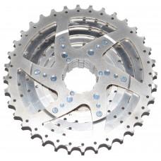 Кассета SkilFul CS-M510 10-ск 11-36T никелированная
