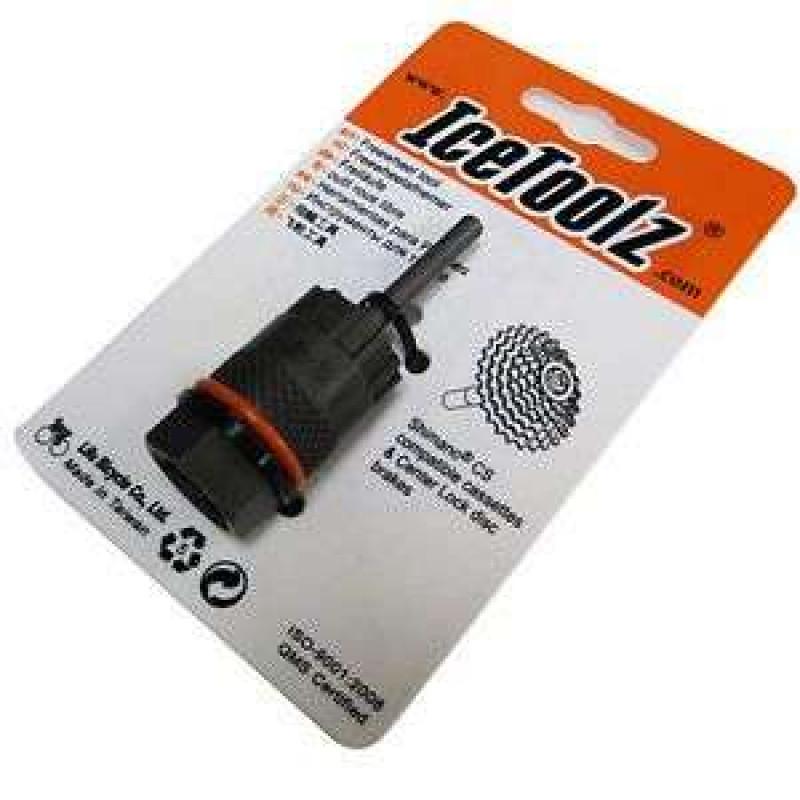 Ключ сьёмник кассет ICE TOOLZ 09C1 Shimano/Sram