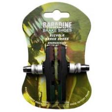 Колодки тормозные Baradine 960V 3-цветные