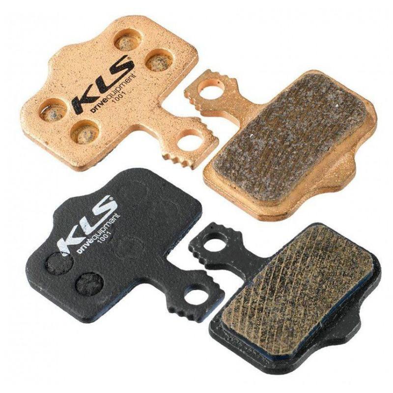 Колодки тормозные Kellys D-01 для AVID Elixir CR органика 9900226
