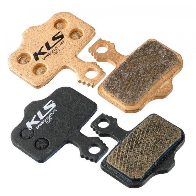 Колодки тормозные Kellys D-01s для AVID Elixir CR полуметалл 9900225