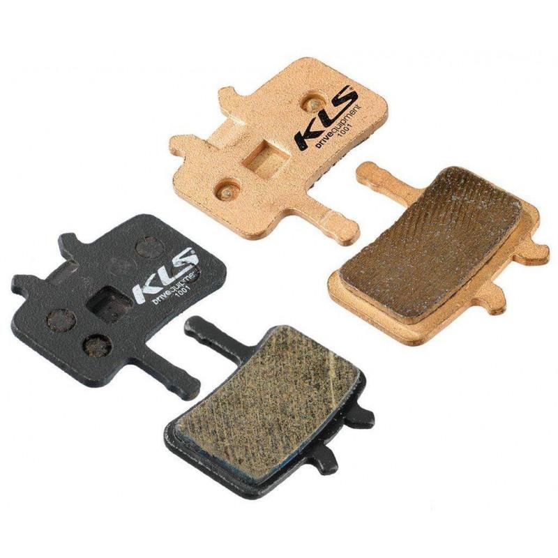 Колодки тормозные Kellys D-02 для AVID Juicy органика 9900227