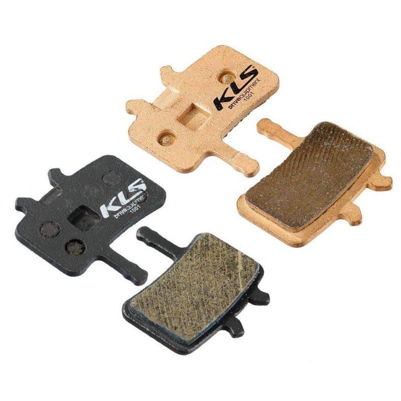 Колодки тормозные Kellys D-02s для AVID Juicy полуметалл 9900228