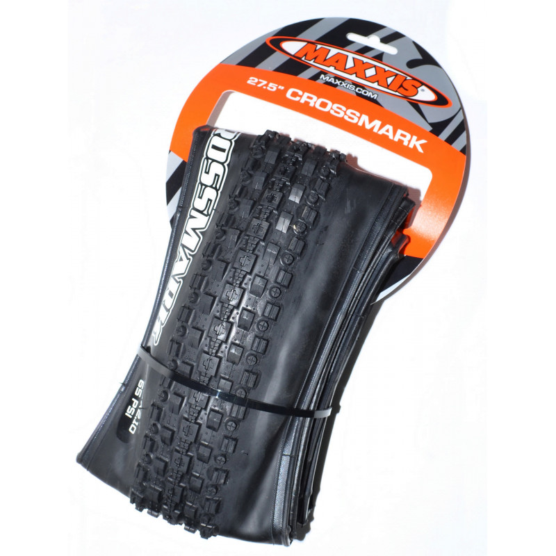Покрышка Maxxis Cross Mark 27,5x2.10 фолдинговая TB85910100