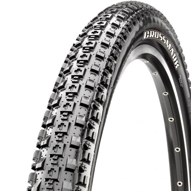 Покрышка Maxxis Cross Mark 26x2.10 (52-559), 60TPI, 70a (TB69783000)