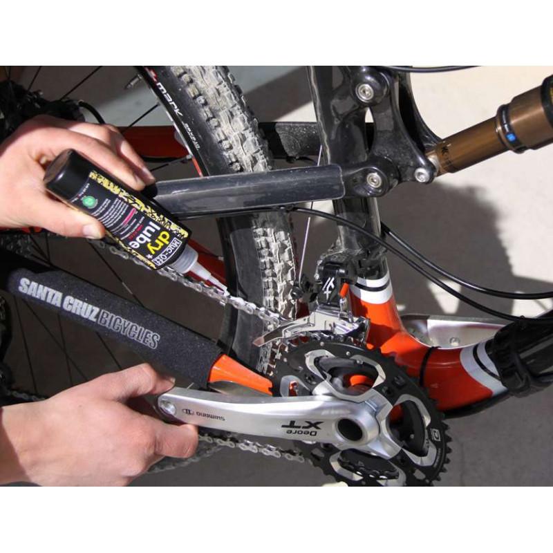 Смазка для цепи велосипеда MUC-OFF Dry Lube Chain Lube 50ml