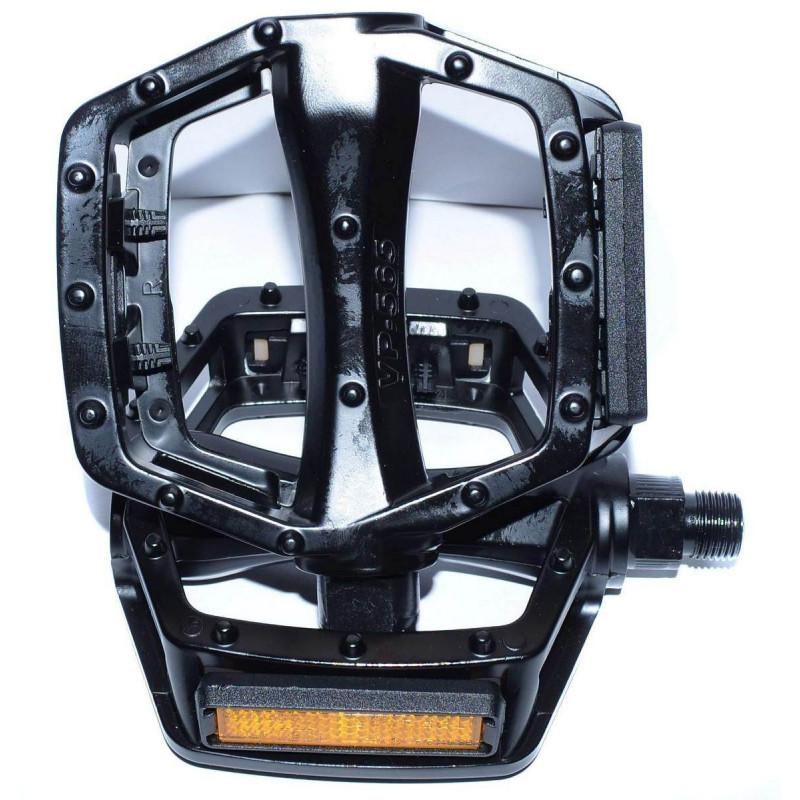 Педали VP VP-565 BMX 520гр черные