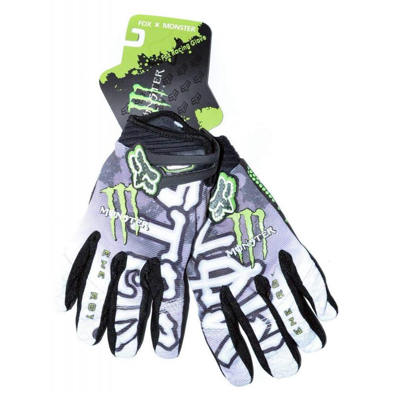 Перчатки Fox Monster закрытые вело-мото BC-3905