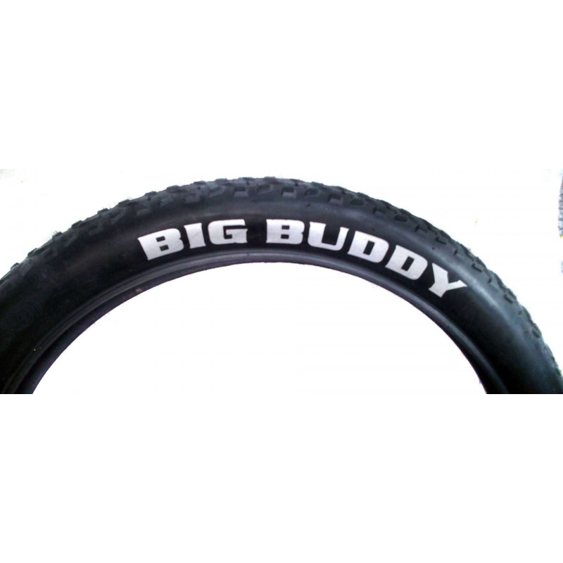 Покрышка Deli tire Big Buddy sa-280 26/4.0 для фэтбайка fatbike