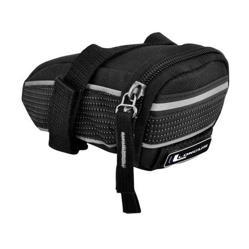 Подседельная сумка Longus PROSET-L 0,7L velcro 399027