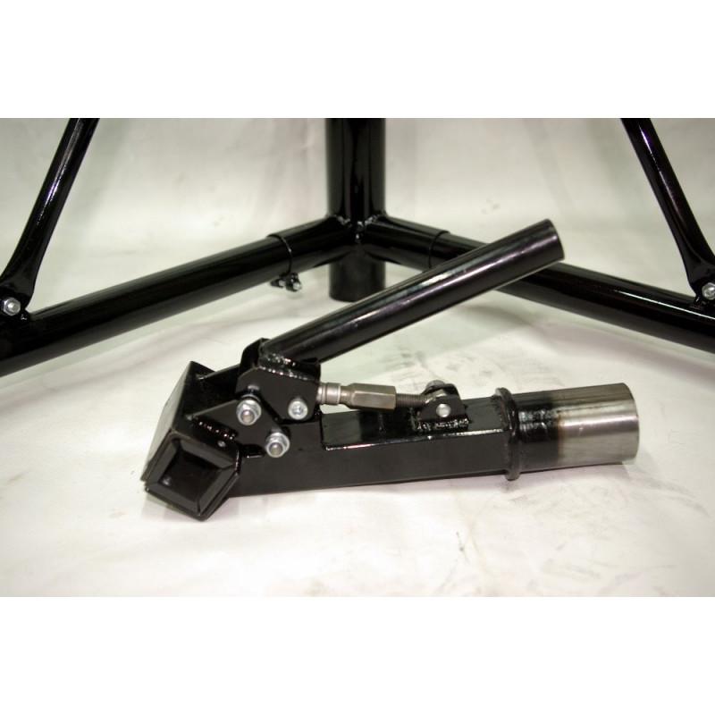 Стойка для ремонта велосипеда handmade bike stand