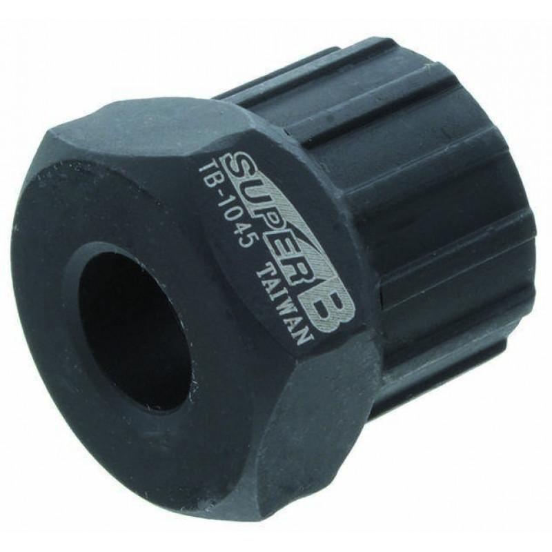 Съемник кассет SuperB под ключ 24 мм