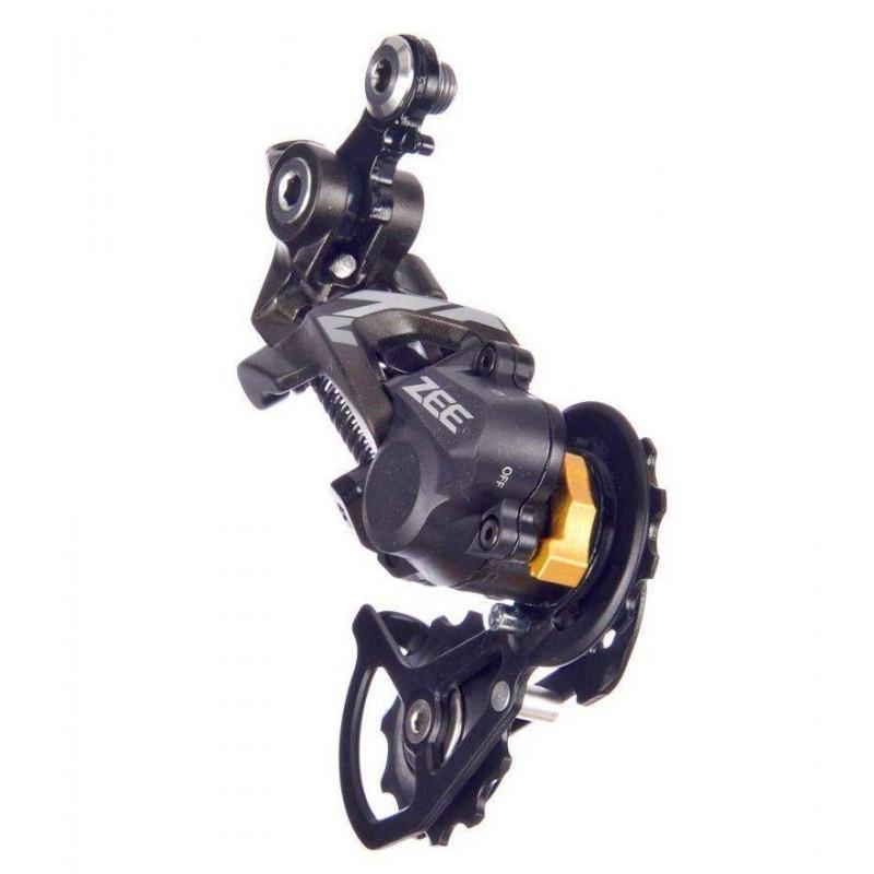 Переключатель задний Shimano ZEE RD-M640 Shadow Plus 10-ск
