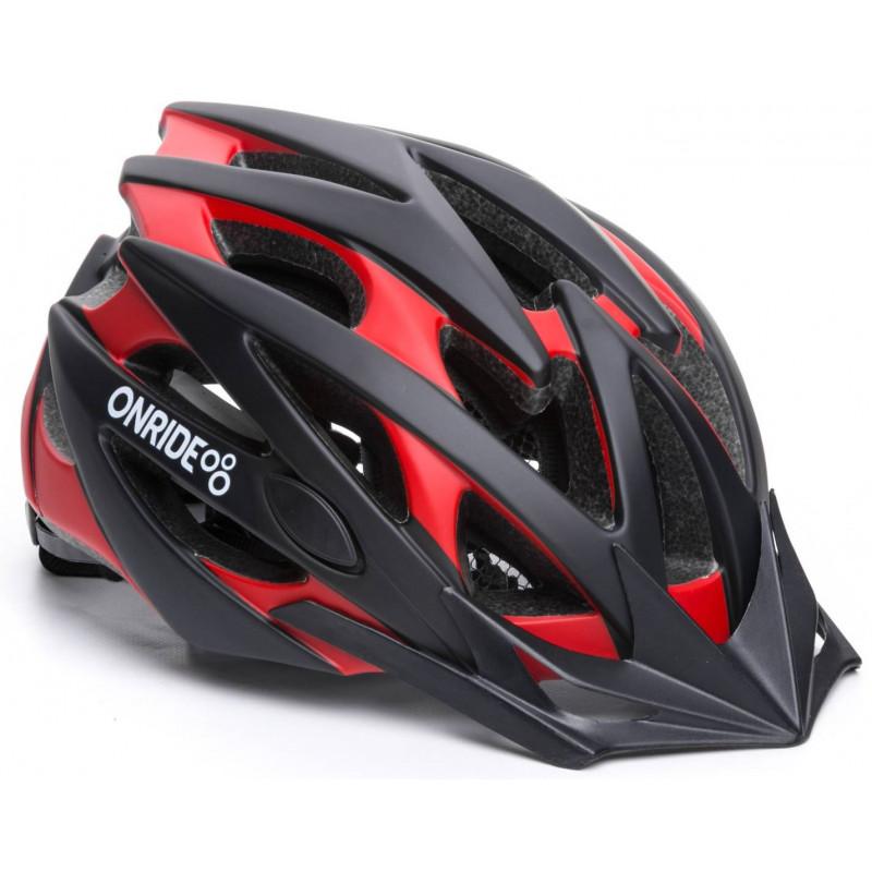 Шлем OnRide Cross чёрно красный 69078900017 69078900016
