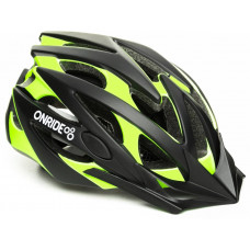 Шлем OnRide Cross чёрно зелёный 69078900051 69078900050