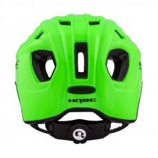 Шлем HQBC PEQAS M 54-58  L 58-61см неон зелёный глянец