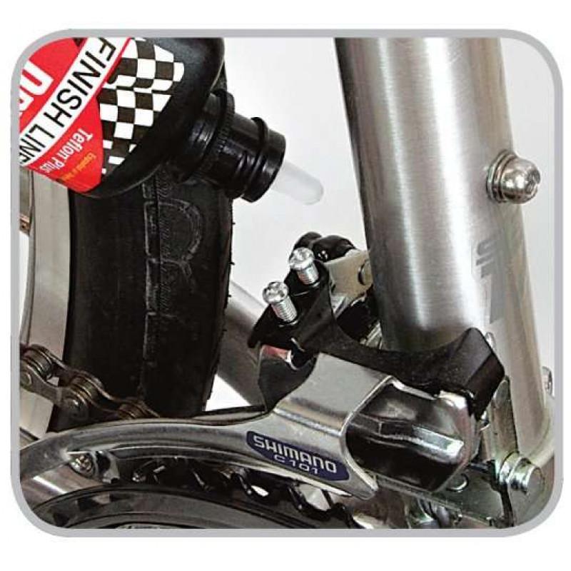 Масло смазка для велоцепи FINISH LINE Teflon Plus Dry Lube 60 ml