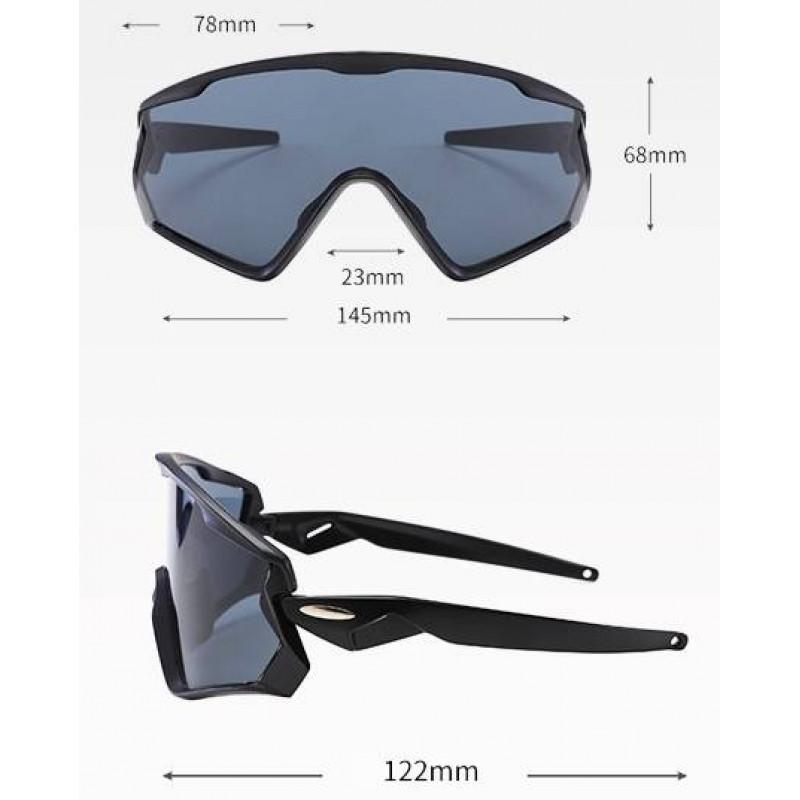 Солнцезащитные очки для активного отдыха велосипедные