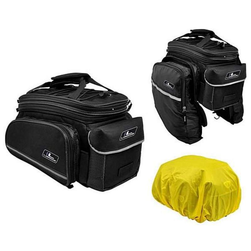 Сумка Longus INCREASER на багажник,  боковые карманы 399025