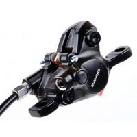 Тормоз дисковый Shimano BR-MT200 гидравлический Перед+зад