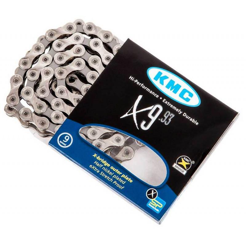 Цепь KMC X9.93 9-скоростная