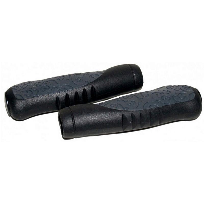 Ручки руля VLG-1003AD2S 135 мм черные