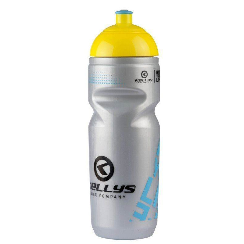 Вело Фляга Kellys KAROO 0,7L серый/желтый 99008303
