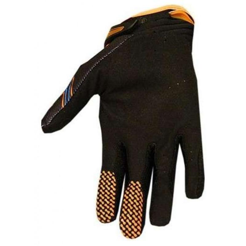Вело Перчатки Fox BC-3906 закрытый палец