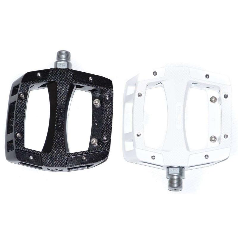 Педали Wellgo LU-A52 черный белый серый