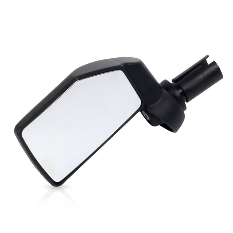 Зеркало Zefal Dooback 4700 квадратное в руль черное