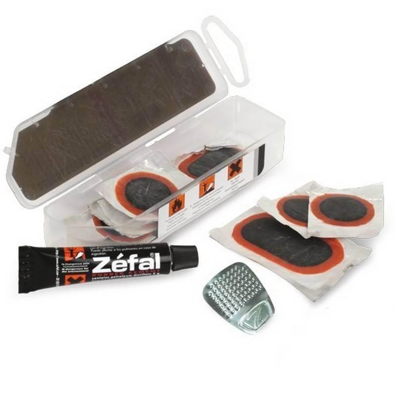 Латки Zefal Universal (1132A) в пласт. коробке 7шт. + клей