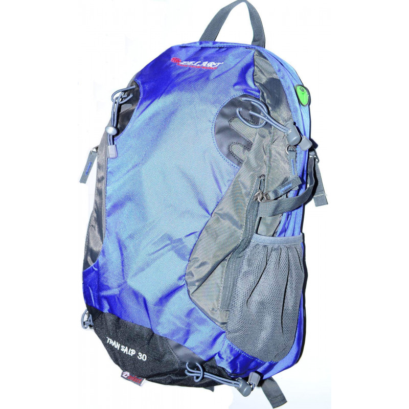 Рюкзак Daypack Color LIFE 505 синий лайм ZEL GA-3708